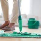 Средства для ухода за полами и ковровыми покрытиями